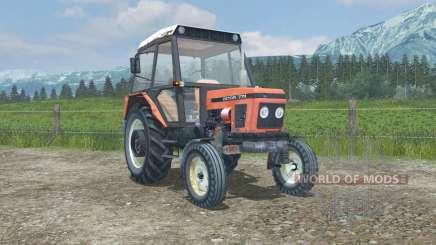 Zetor 7711 MoreRealistic für Farming Simulator 2013
