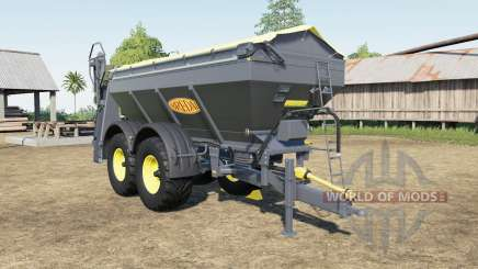 Bredal K165 colour choice pour Farming Simulator 2017