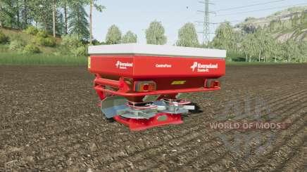 Kverneland Exaƈta EL 700 pour Farming Simulator 2017