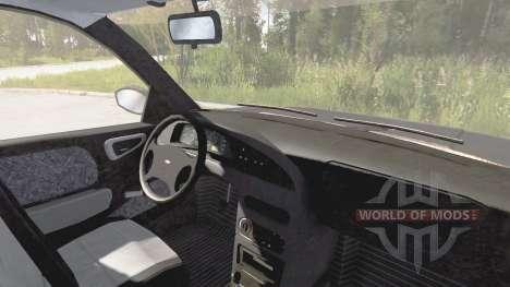 Chevrolet Niva pour Spintires MudRunner