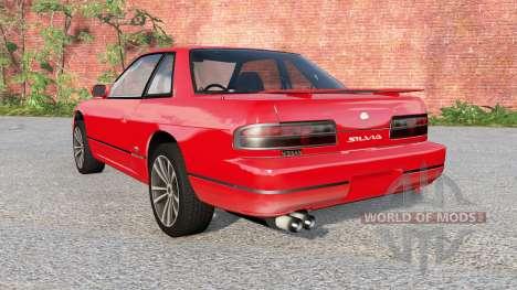 Nissan Silvia pour BeamNG Drive