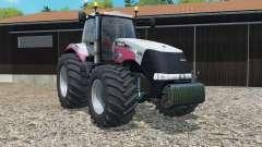 Case IH Magnum 340 CVX 25 Years Edition Design pour Farming Simulator 2015