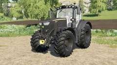 John Deere 6R-series Black Edition FL für Farming Simulator 2017
