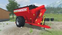 Horsch Umladewagen 160 pour Farming Simulator 2013