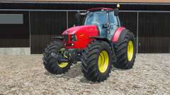 Lamborghini Mach 230 VRT Red Edition für Farming Simulator 2015