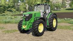 John Deere 6R-series Green Edition für Farming Simulator 2017