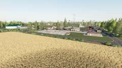 Nordfriesischen Marscɧ für Farming Simulator 2017