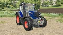 Fendt 300 Vario swing axle improved pour Farming Simulator 2017