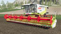 Claas Lexion 580 washable pour Farming Simulator 2017
