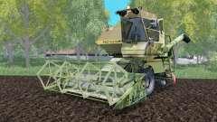 SK-5 Niva avec la pendaison de l'en-tête pour Farming Simulator 2015