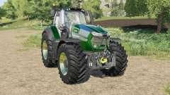Deutz-Fahr Serie 9 TTV Agrotron 3-color pour Farming Simulator 2017