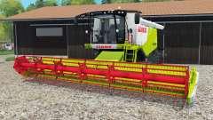Claas Lexion 770 TerraTrac & Vario für Farming Simulator 2015