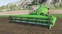 John Deere T560i flexible platform für Farming Simulator 2017