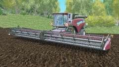 New Holland CR10.90 with the three cutting für Farming Simulator 2015