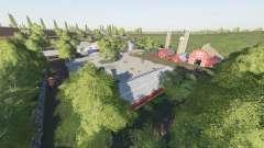 Westbridge Hills v1.1 für Farming Simulator 2017