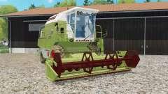 Claas Dominator 86 & C450 pour Farming Simulator 2015
