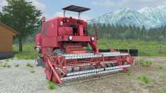 Bizon Z040 manual ignition für Farming Simulator 2013