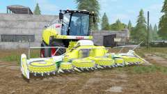 Claas Jaguar 800 pour Farming Simulator 2017