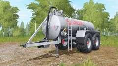 Creina CVC 14000 VT für Farming Simulator 2017