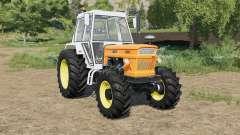Fiat 1300 DT free wheel configs pour Farming Simulator 2017