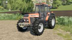 Ursus 1634 with other tires to choose pour Farming Simulator 2017