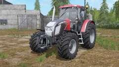 Zetor Forterra 135 16V pour Farming Simulator 2017