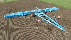 Lemken Gigant 12S-1600 Heliodor 9 plow pour Farming Simulator 2017