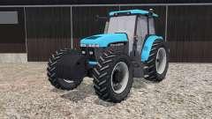 New Holland 8970 vivid sky blue für Farming Simulator 2015