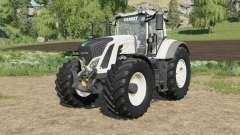 Fendt 900 Vario wheel weights at the MItas pour Farming Simulator 2017