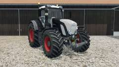 Fendt 936 Vario Black Beauty 2007 pour Farming Simulator 2015
