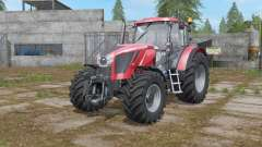 Zetor Crystal 160 choice color rims für Farming Simulator 2017