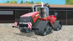 Case IH Steiger 1000 Quadtrac The Red Baron für Farming Simulator 2015