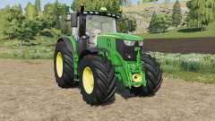 John Deere 6R-series pack für Farming Simulator 2017