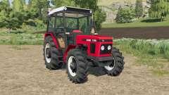 Zetor 7745 ruddy pour Farming Simulator 2017