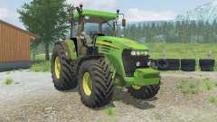 John Deere 7820 manual ignition pour Farming Simulator 2013