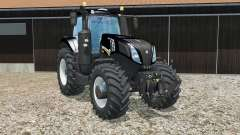 New Holland T8.435 schwartz pour Farming Simulator 2015