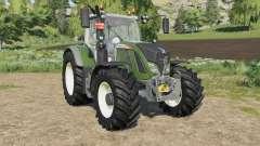Fendt 700 Vario Bos pour Farming Simulator 2017