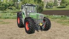 Fendt Favorit 500 C extra tire configurations für Farming Simulator 2017