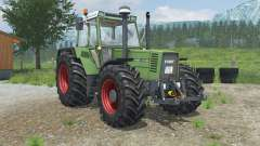 Fendt Favorit 615 LSA Turbomatik E pour Farming Simulator 2013