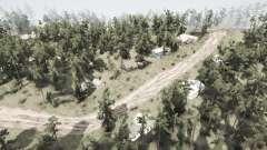 Dorf Mitrofanovo für MudRunner