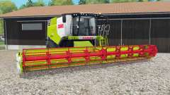 Claas Lexion 770 & Vario für Farming Simulator 2015