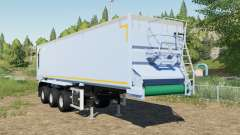 Krampe SB II 30-1070 adjusted tipper back door für Farming Simulator 2017