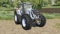 Fendt 900 Vario warning signs with lighting pour Farming Simulator 2017