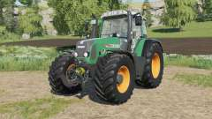 Fendt 800 Vario TMS rim color support pour Farming Simulator 2017