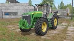 John Deere 8530 pantone green für Farming Simulator 2017