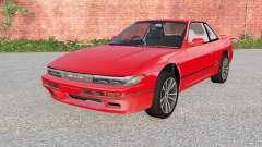 Nissan Silvia (S13) für BeamNG Drive