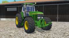 John Deere 7810 pantone green für Farming Simulator 2015