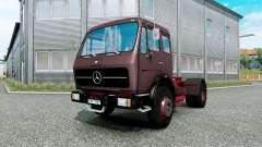 Mercedes-Benz NG 1632 burnished brown für Euro Truck Simulator 2