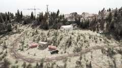 Wald 10 für MudRunner