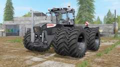 Claas Xerion 3800 Trac VC double wheels für Farming Simulator 2017